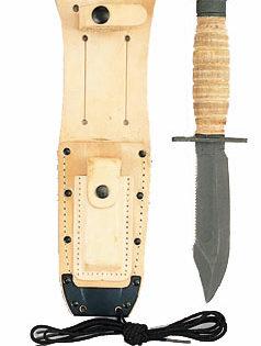Pilot survival knife