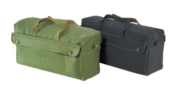 Jumbo Tool Bag Canvas