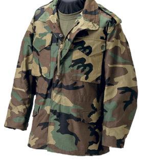 WDL M65 Jacket