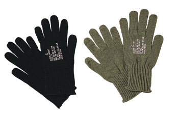 wool glove liners